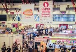 Hyper Japan show in London
