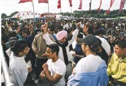 Asian Festival Mela in Bradford
