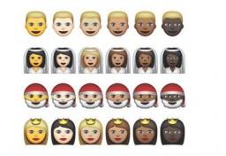 Apple embrace racial diversity
