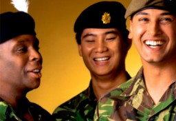 British armed forces must recruit more people from ethnic minorities